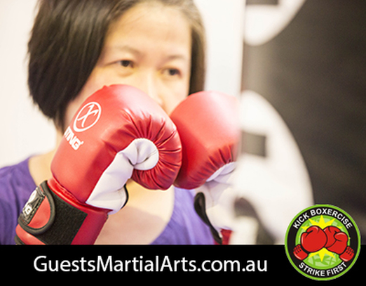 Kickboxing lessons melbourne